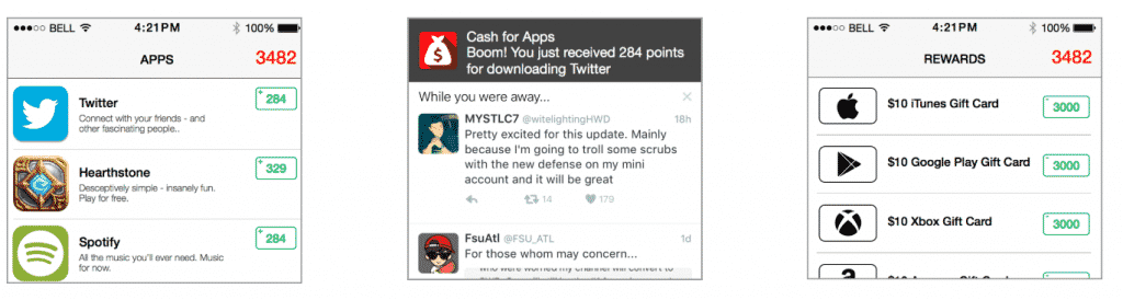 cash for apps para roblox