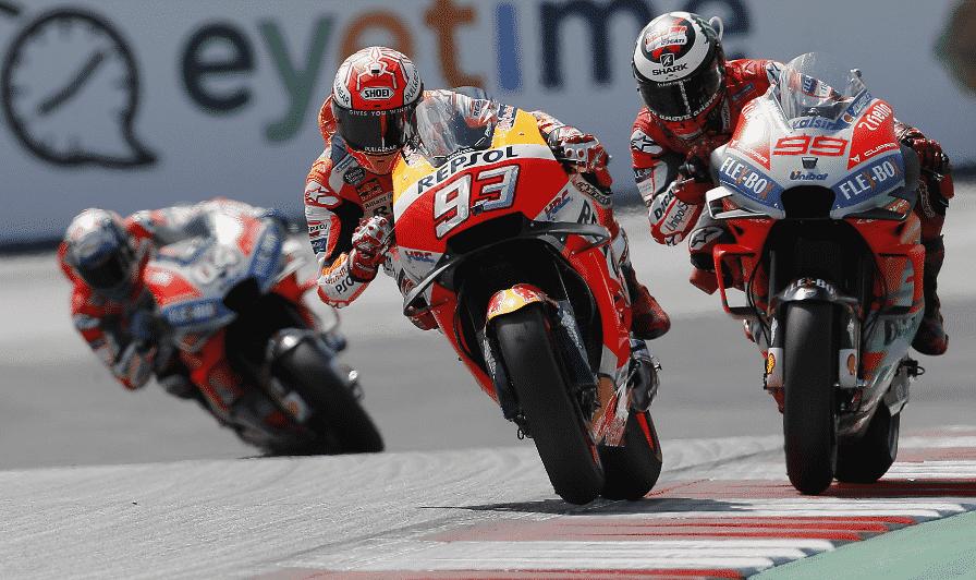 campeonato del mundo motogp