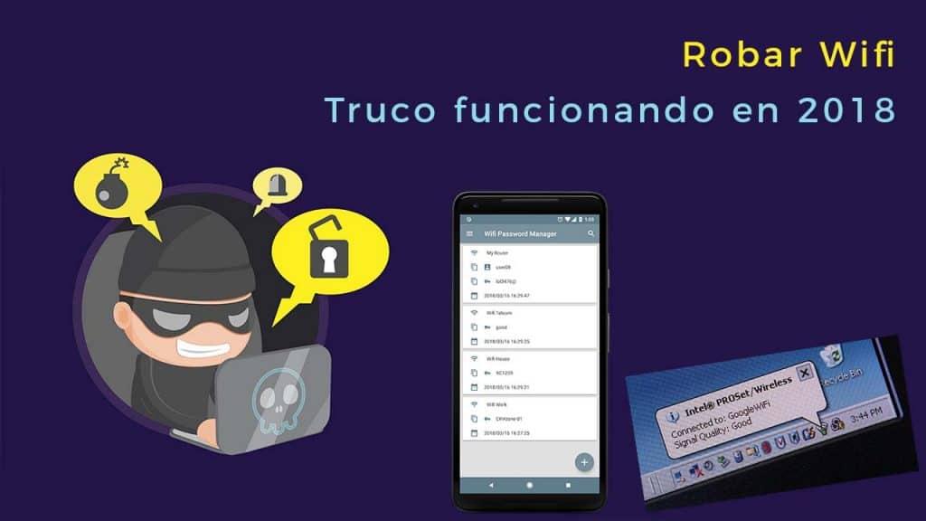 tutorial robar wifi